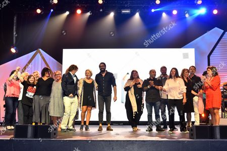 Editorial image of D and AD Impact Awards Ceremony, Advertising Week New York 2017, Terminal 5, New York, USA - 26 Sep 2017