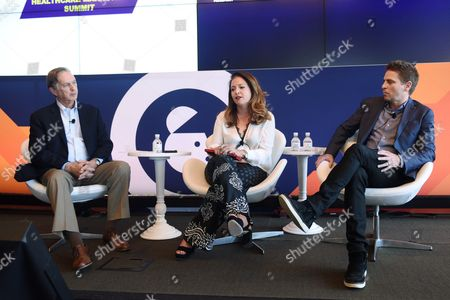 Editorial image of Healthcare Marketing Summit, Advertising Week New York 2017, Thompson Reuters Building, New York, USA - 26 Sep 2017