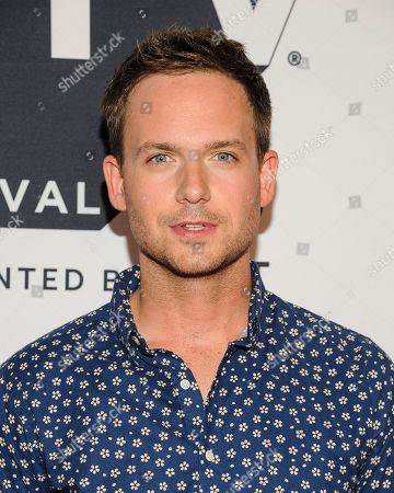 "Patrick J Adams attends a screening of ""Pillow Talk"" during the Tribeca TV Festival at Cinepolis Chelsea, in New York"