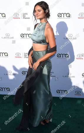 Editorial picture of The Environmental Media Association Awards, Arrivals, Los Angeles, USA - 23 Sep 2017