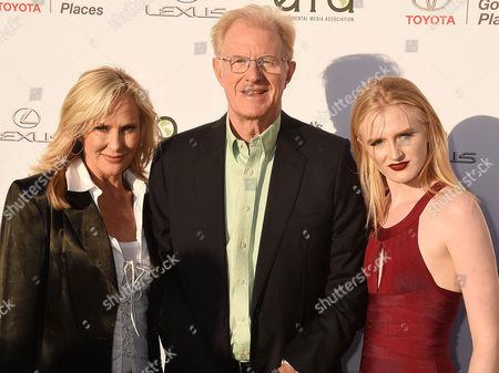Rachelle Carson ; Ed Begley Jnr. ; Hayden Carson Begley