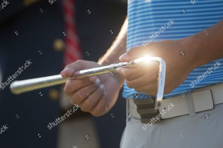 Editorial photo of Tour Championship Golf, Atlanta, USA - 24 Sep 2017