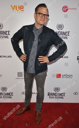 Editorial photo of 'Isolani' premiere, Raindance Film Festival, London, UK - 24 Sep 2017