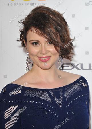 Stock Image of Catriona Evans