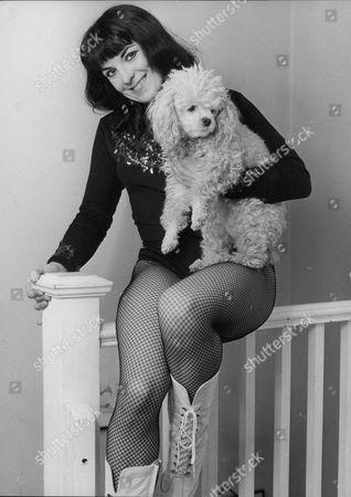Valerie Braithwaite Dance Teacher And Cabaret Artiste. Box 726 519011736 A.jpg.
