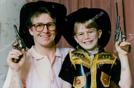 #terry Brooks The Original Milky Bar Kid With Is Son Tony. Box 730 716021710 A.jpg.
