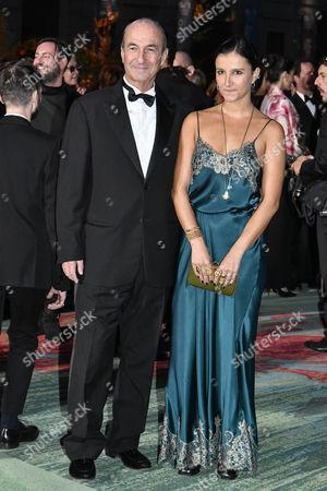 Ilaria Norsa and Michele Norsa