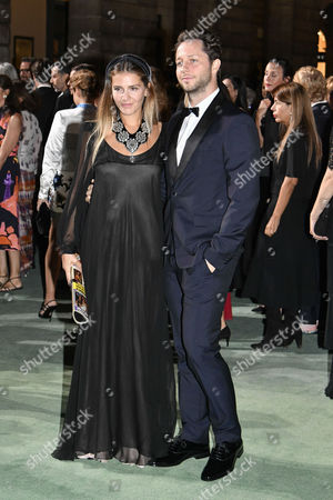 Margherita Missoni and Derek Blasberg
