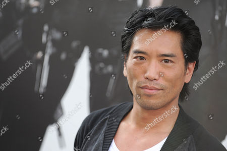 "Peter Shinkoda attends the premiere for ""The Expendables 2"" at Grauman's Chinese Theatre on in Los Angeles"