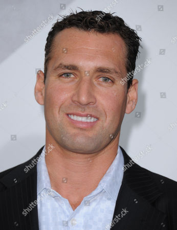 """Merrill Moses attends the premiere for """"The Expendables 2"""" at Grauman's Chinese Theatre on in Los Angeles"""