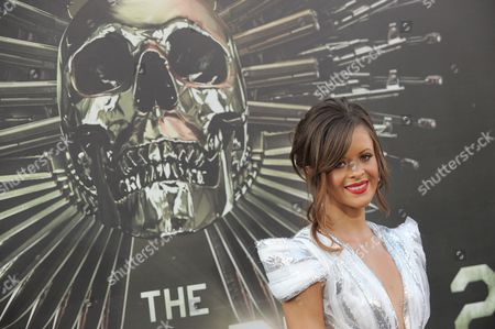 """Editorial picture of """"The Expendables 2"""" Premiere, Los Angeles, USA"""