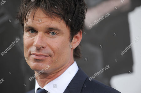 """Patrick Muldoon attends the premiere for """"The Expendables 2"""" at Grauman's Chinese Theatre on in Los Angeles"""