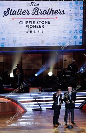 Editorial photo of 10th Annual ACM Honors - Show, Nashville, USA