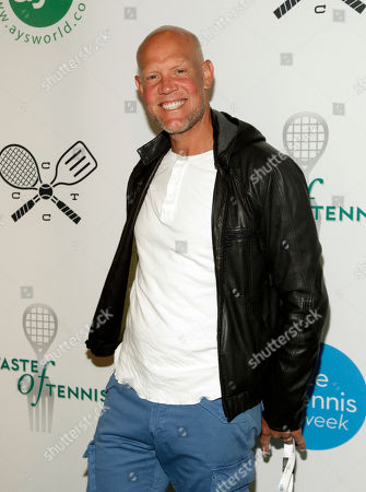 Stock Picture of Former tennis player Murphy Jensen attends the 15th Annual Taste of Tennis Gala on in New York
