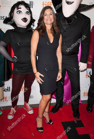"Producer Michelle Murdocca attends the ""Hotel Transylvania"" premiere during the Toronto International Film Festival, in Toronto"