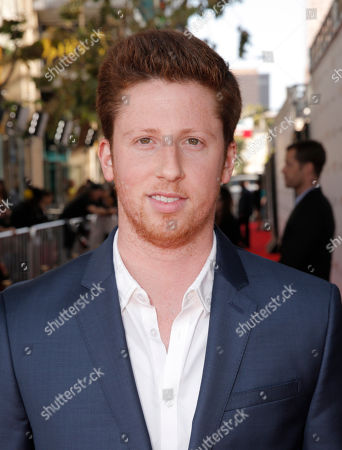 Stock Picture of Kevin Michael Martin attends the Warner Bros. Premiere of 'Jersey Boys' at the 2014 Los Angeles Film Festival held at Regal Cinemas LA Live Stadium 14, in Los Angeles