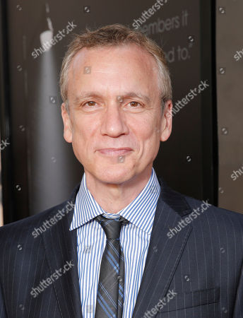 Rick Elice attends the Warner Bros. Premiere of 'Jersey Boys' at the 2014 Los Angeles Film Festival held at Regal Cinemas LA Live Stadium 14, in Los Angeles