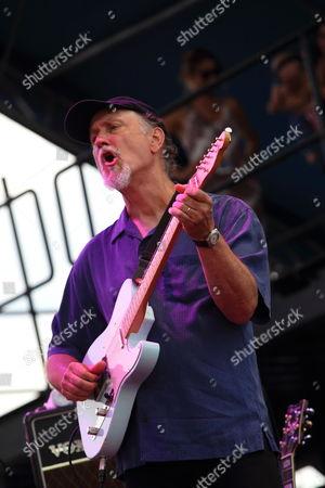 John Scofield and Phil Lesh & Friends performs at the 2014 Lockn' Festival, in Arrington, Virginia