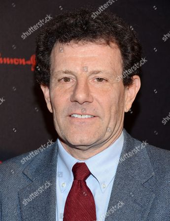 Journalist Nicholas Kristof attends the 2nd Annual Save the Children Illumination Gala at The Plaza Hotel, in New York