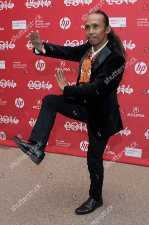 Editorial image of 2014 Sundance Film Festival - The Raid 2, Park City, USA