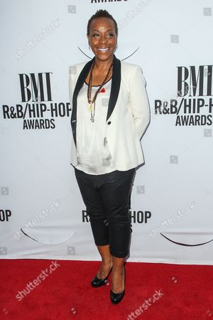 Marianne Jean-Baptiste attends the 2015 BMI R&B/Hip-Hop Awards at the Saban Theatre on in Beverly Hills, Calif