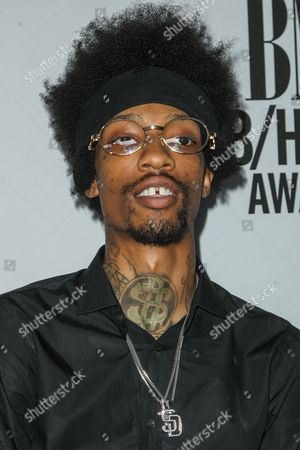 Sonny Digital attends the 2015 BMI R&B/Hip-Hop Awards at the Saban Theatre on in Beverly Hills, Calif