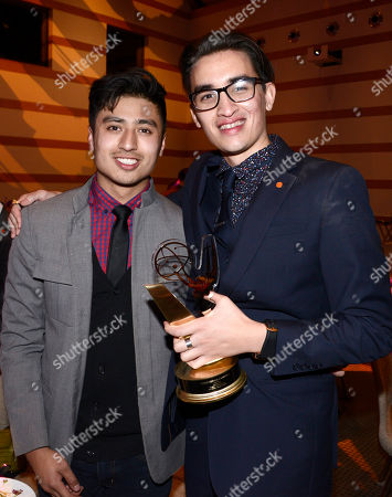 Editorial photo of 2015 College Television Awards - Dinner, Los Angeles, USA