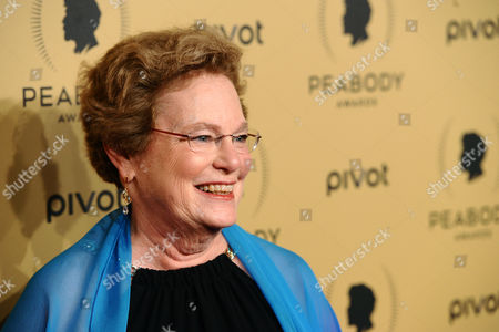 Editorial image of 2015 Peabody Awards - Arrivals, New York, USA