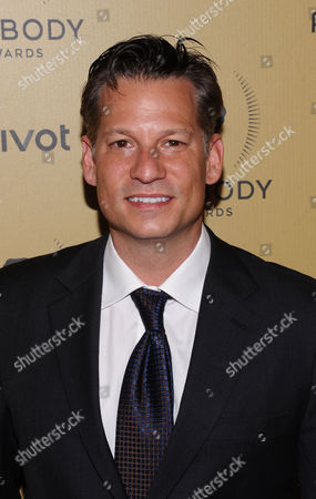 Richard Engel attends the 74th Annual Peabody Awards at Cipriani Wall Street, in New York