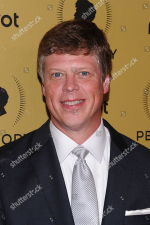 Jeffrey P. Jones attends the 74th Annual Peabody Awards at Cipriani Wall Street, in New York