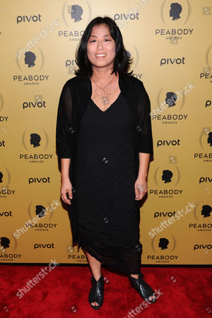Director Grace Lee attends the 74th Annual Peabody Awards at Cipriani Wall Street, in New York
