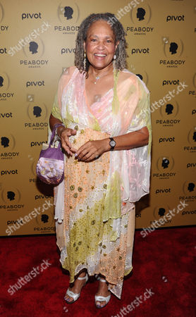 Journalist Charlayne Hunter-Gault attends the 74th Annual Peabody Awards at Cipriani Wall Street, in New York