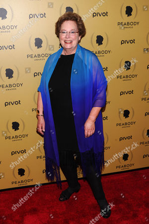 Director Abby Ginzberg attends the 74th Annual Peabody Awards at Cipriani Wall Street, in New York