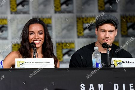 """Editorial picture of 2016 Comic-Con - """"Legends of Tomorrow"""" Panel, San Diego, USA"""