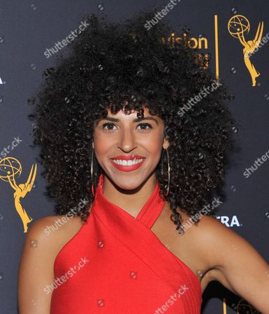Stock Image of Gavin Turek arrives at the Dynamic & Diverse Nominee Reception presented by the Television Academy and SAG-AFTRA at the Academy's Saban Media Center, in the NoHo Arts District in Los Angeles
