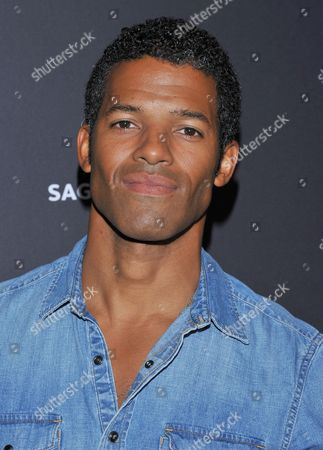 Benjamin Patterson arrives at the Dynamic & Diverse Nominee Reception presented by the Television Academy and SAG-AFTRA at the Academy's Saban Media Center, in the NoHo Arts District in Los Angeles