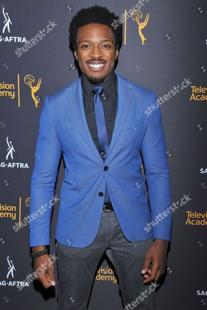 Gentry White arrives at the Dynamic & Diverse Nominee Reception presented by the Television Academy and SAG-AFTRA at the Academy's Saban Media Center, in the NoHo Arts District in Los Angeles