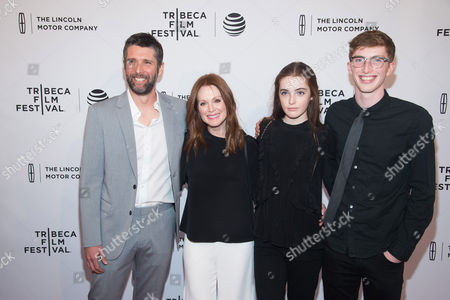 """Editorial image of 2016 Tribeca Film Festival - """"Wolves"""" World Premiere, New York, USA"""