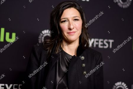 """Ali Adler attends the 33rd Annual Paleyfest: """"Supergirl"""" held at the Dolby Theatre, in Los Angeles"""