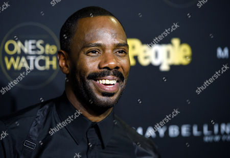 """Stock Photo of Coleman Domingo poses at People magazine's """"Ones to Watch"""" event, in West Hollywood, Calif"""