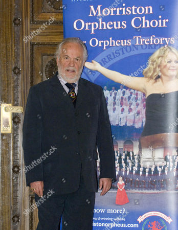 Philip Madoc, who is a Vice President of the Morriston Orpheus Choir
