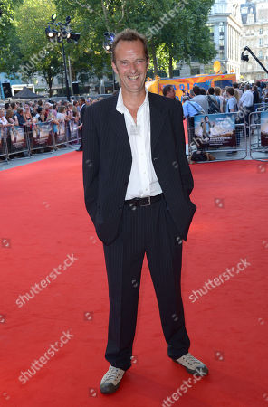 Stock Picture of Phil Cornwell arrives at London Premiere of Alan Partridge: Alpha Papa,, in London