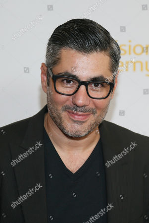 "Actor Danny Nucci poses at ""An Evening with the Fosters"" presented by the Television Academy at the El Portal Theatre on in the NoHo Arts District in Los Angeles"
