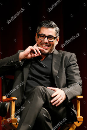 "Actor Danny Nucci during ""An Evening with the Fosters"" presented by the Television Academy at the El Portal Theatre on in the NoHo Arts District in Los Angeles"