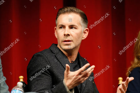 """Executive producer, showrunner, and co-creator Bradley Bredeweg participates in a panel at """"An Evening with the Fosters"""" presented by the Television Academy at the El Portal Theatre on in the NoHo Arts District in Los Angeles"""