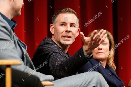 """Executive Producer, showrunner, and co-creator Bradley Bredeweg participates in a panel at """"An Evening with the Fosters"""" presented by the Television Academy on in the NoHo Arts District in Los Angeles"""