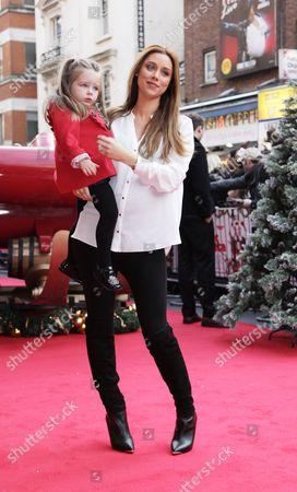 Editorial picture of Britain Get Santa screening, London, United Kingdom