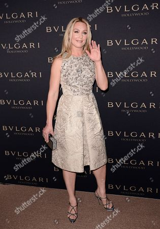 Actress Elizabeth Rohm attends the BVLGARI Decades of Glamour Oscar Party at Soho House on in West Hollywood, Calif