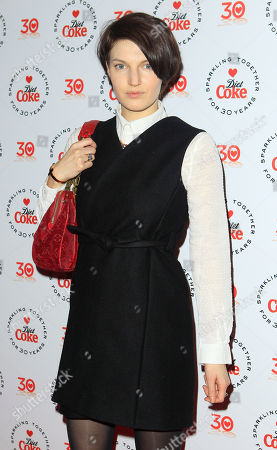 Ben Grimes arrives for the Diet Coke 30th Birthday Party at Sketch in central London