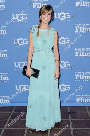 Stock Photo of Miriam Cabeza attends the 30th Santa Barbara International Film Festival Montecito Award ceremony, in Santa Barbara, Calif